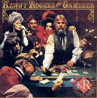 Image of Kenny Rogers LP, The Gambler