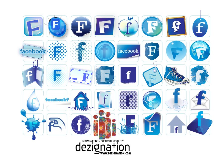 Facebook Vector Logo Black And White Facebook Logo Black White