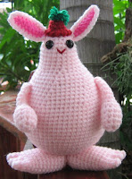 free amigurumi crochet pattern