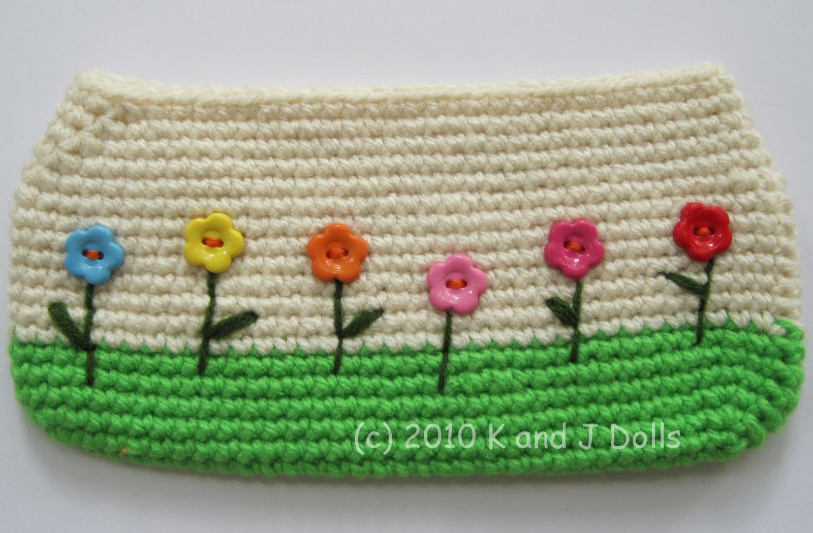 Dr. Jeckyll's Crochet Flower Experiments - Squidoo : Welcome to