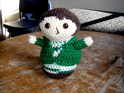 2000 Free Amigurumi Patterns: Jacket