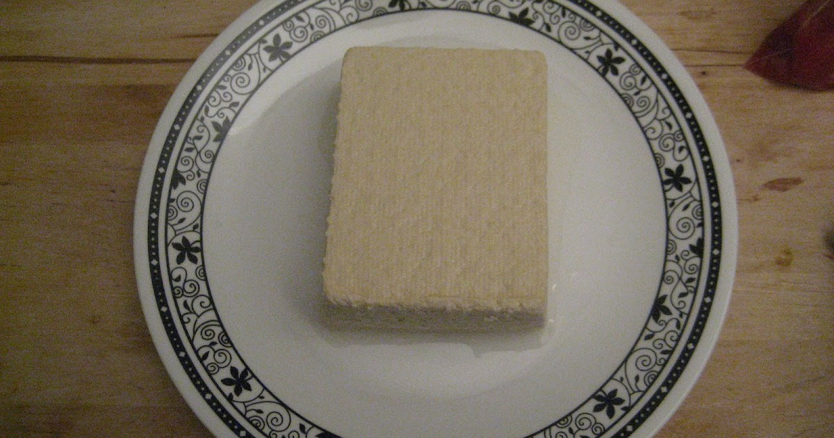 how to open and drain tofu