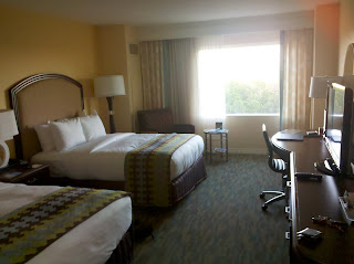 Guest Room at Hilton Bonnet Creek Orlando