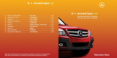 Mercedes Mixed Tape 22