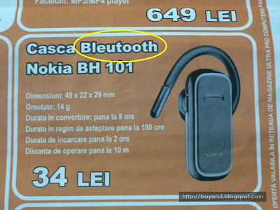 bluetooth vs. bleutooth