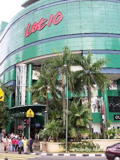 Lot 10 Letaknya Persis Di Seberang Sungei Wang Ia Merupakan Mall Upmarket Pertama Daerah Bukit Bintang Yang Dibangun Sekitar Akhir Tahun 80 An