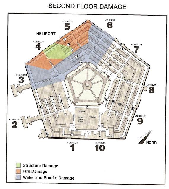 Pentagon floor plan stevenwarran quot pentagon 9 11 quot for Pentagon house plans