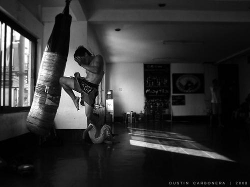 Muay Thai Kickboxing Quotes. QuotesGram