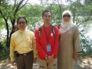 Bersama Prof awang Sariyan di Universiti Beijing china