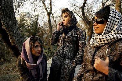 girle irani