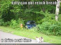 Can't Reach Brakes