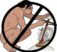 No cave fires