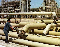 Iraqi Oil Pipelines