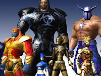 City of Heroes and Villains