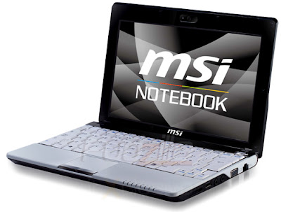 MSI Wind U120 aka Wind 2 netbook