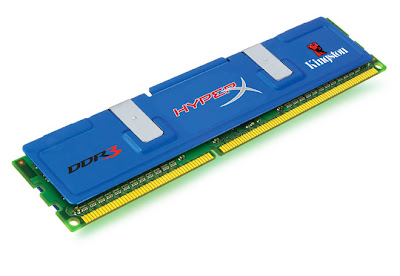 Kingston HyperX DDR3 2GHz PC3-16000 KHX16000D3K2/2GN
