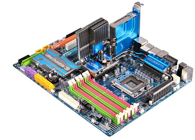 Gigabyte EX58-Extreme LGA1366 motherboard