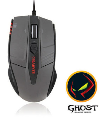 Gigabyte GM-M8000 Gaming Mouse graphite-black