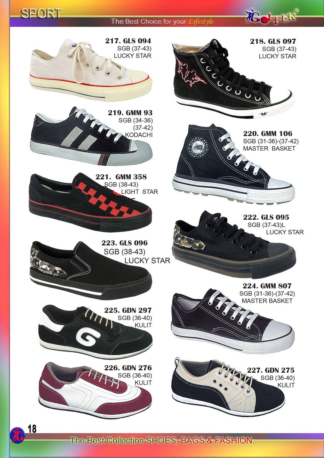 Tempat Mencari Butiq Buat Anda Sport Shoes Sepatu Kodachi