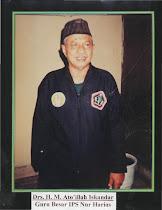 Guru Besar IPS Nur Harias