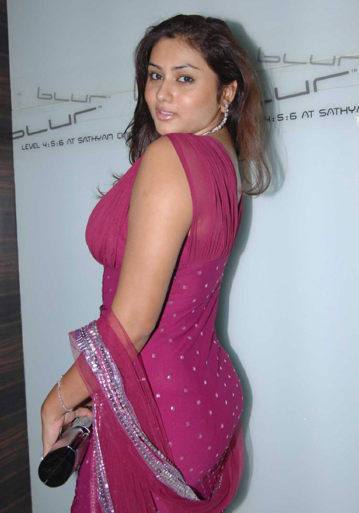 South Indian Actress Namitha Latest Photos
