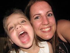 Chloe & cousin Lisa