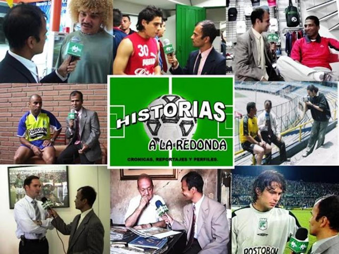HISTORIAS A LA REDONDA