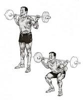 Рисунок, как поставить нокаутирующий удар