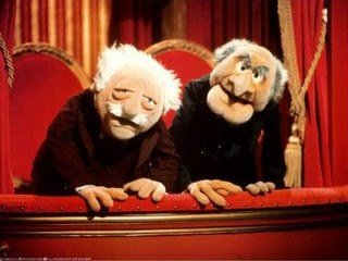 The Muppet Show: Statler and Waldorf
