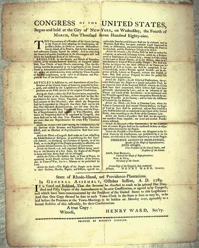 us constitution and the right to A highly accessible, easy to use online version full text including the bill of rights and the rest of the amendments includes both sequential and subject indexes.