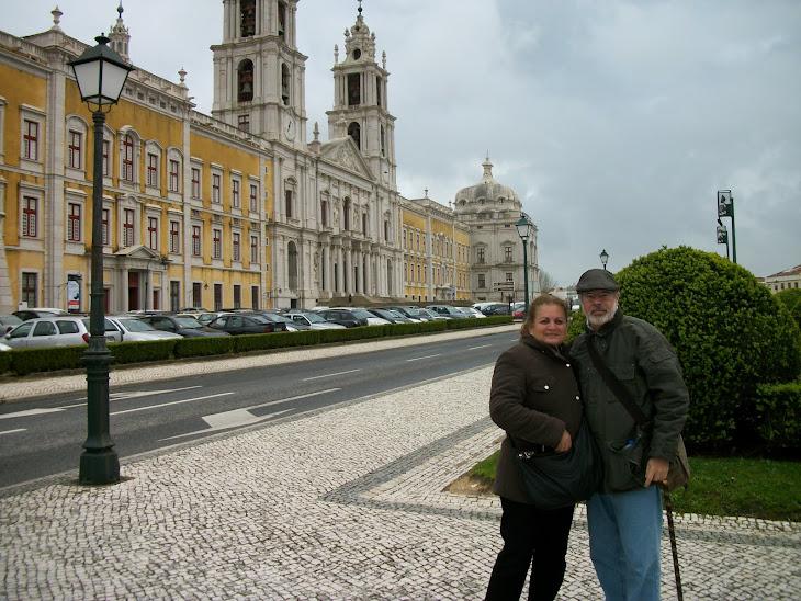 Palácio e Convento de Mafra - Lisboa 2011