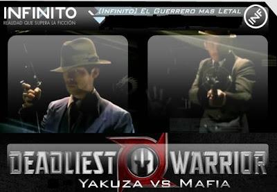 guerreros letales yakuza vs mafia