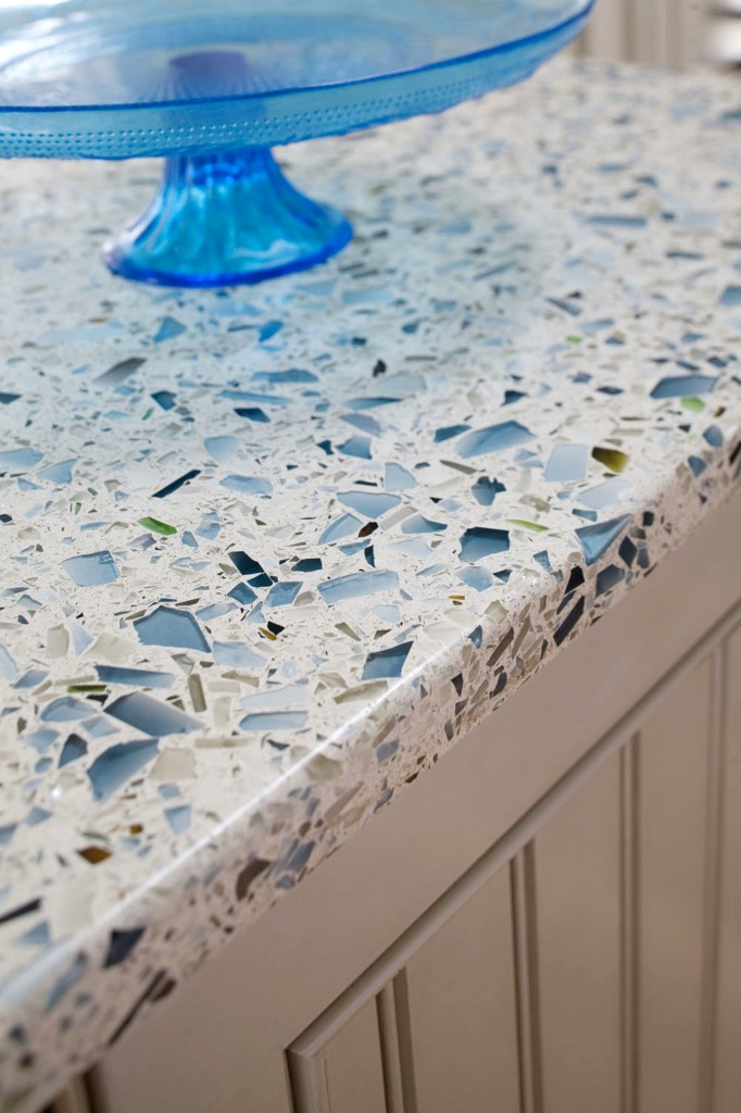 Recycled Glass Countertops : Jpm design countertop surfaces