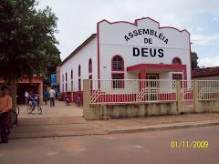 Reunião de Obreiros em Ribeirãozinho-MT
