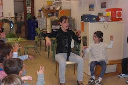 na Neus, la mestra de música
