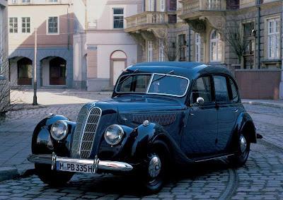 BMW 335, 1939