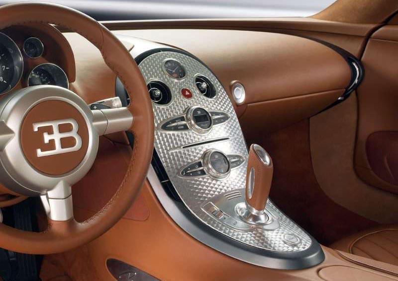 Bugatti EB 164 Veyron, 2004. Bugatti Veyron 16.4