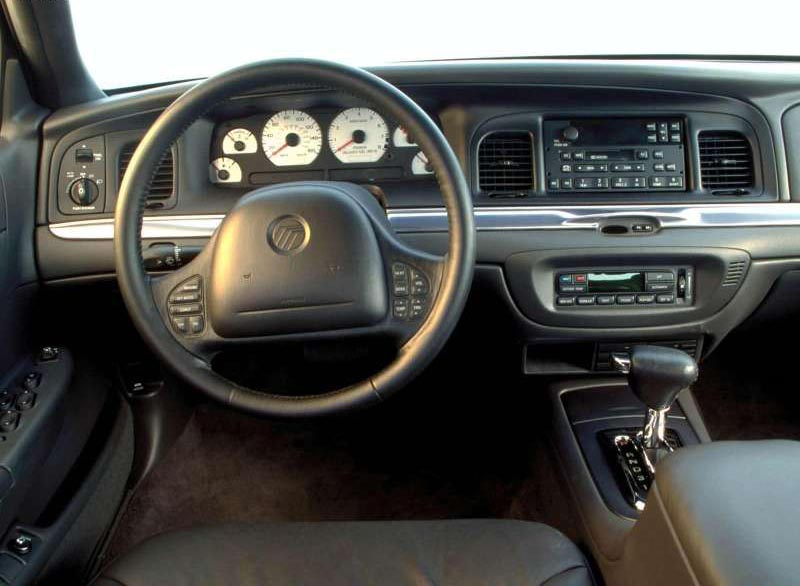 Mercury Marauder Concept 2002 on acura cl 3 2 2003 specs and images