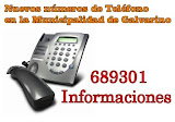 Teléfonos Municipales