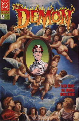 cover of Demon #4