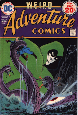cover from Adventure Comics #436