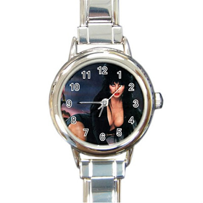 Elvira women's Italian charm watch