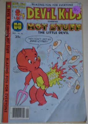 Devil Kids #90 starring Hot Stuff the Little Devil
