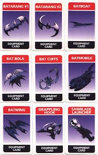 Batman Forever game cards #3
