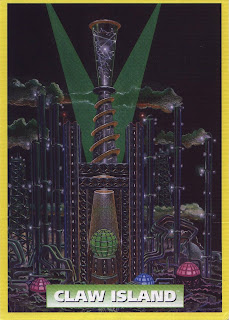 Claw Island from Batman Forever game