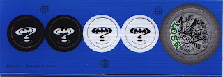 Back of tokens from Batman Forever game