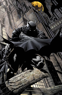Cover art for Batman #700 by David Finch