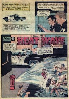 Heat Wave from Adam-12 #4