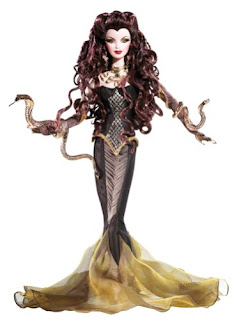 Barbie Medusa