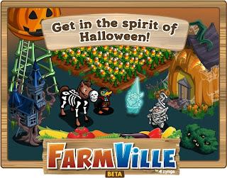 Farmville Halloween